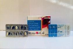 Calcitriol Calcium Citrate  Zinc Sulphate Softgel Capsules