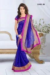 Indian Queen Designer Sarees