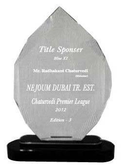 Trophy Printing Services