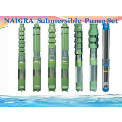 NEMA Standard Submersible Pump