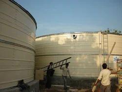 Steel Coated Tank