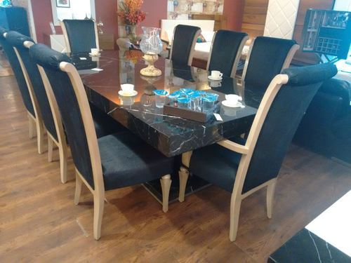 8 seater dining table set wooden dining set ghitorni