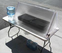 Solar Drinking Water System