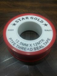 Star Gold PTFE Tape Heavy Quality