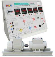 Induction Motor Shunt Generator Lab