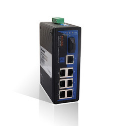 Industrial Ethernet Switch (7TP 1F)