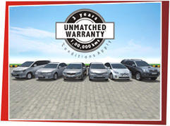 Unmatched Warranty Commercial Vehicles