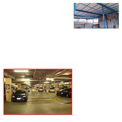 Terrace Roofing Shed for Car Parking