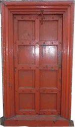Vintage Exterior Color Door