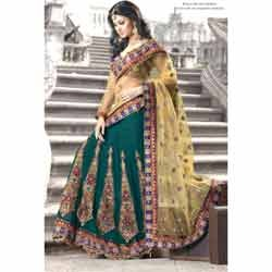 Angelic Look Designer Lehenga