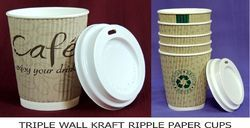 Ripple Cup for Hot Beverages