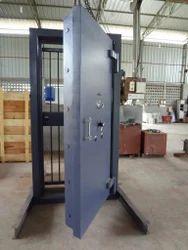 Bank Security Doors