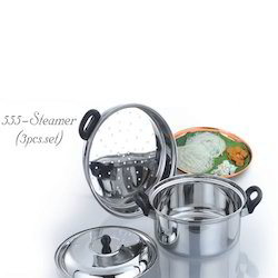 Stainless Steel Food Steamers