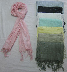Yarn Dyed Scarves