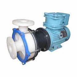 Magnetic Polypropylene Pump