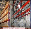 Steel Racks for Warehouses and Malls