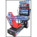 Single Car Racing Video Game