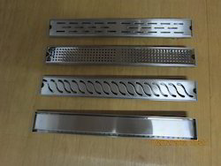 Stainless Steel Shower Channel Drain