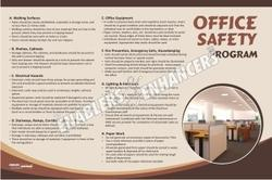 Poster On Office Safety