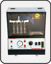 Simplex Injector Clean With Ultrasonics
