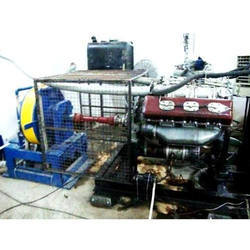 Engine Dyno Setup