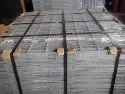 Serrated Flat Grating with TMT Bar