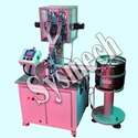 Automatic Luer Lock And Flash Back Chamber Assembly Machine