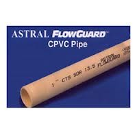 Astral CPVC Pipes and Fittings