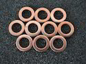 Copper Nickel 70-30 Washer