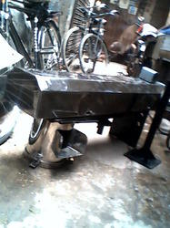 Steel Body Namkeen Machine