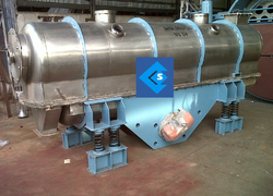 Integrated Fluid Bed Dryer