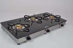 Three Burner LP Gas Stove