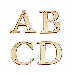 Flat Alphabet