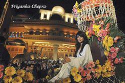 Actress Priyanka Chopra at Kingdom of Dreams