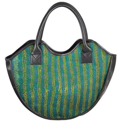Kantha Work Hand Bag