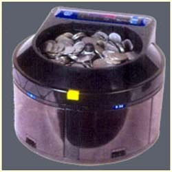 automatic coin counter machine