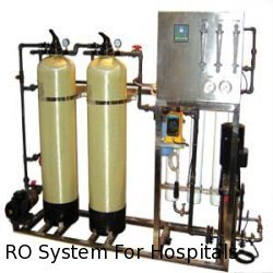 RO System For Hospitals