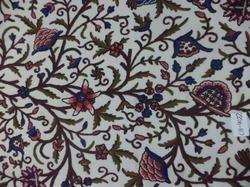Traditional Danz Dar Design Crewel Fabric