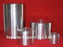 Liquid Vitamin Aluminum Canister
