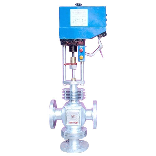 Motorizer Controls Valves