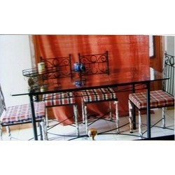 Glass Top Dining Room Set