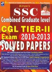 SSC CGL Tier II Solved Paper