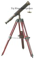 Single Barrel Nautical Telescope