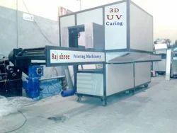 UV 3 D Angel Curing Machine