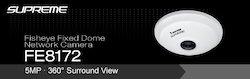 5MP Surround View Fisheye Fixed Dome Network Camera