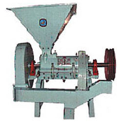 rice huller with blower