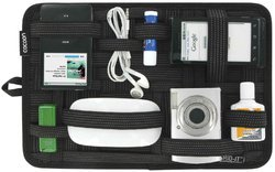 Kawachi Elastic Multipurpose Grid Packing Travel Organizer