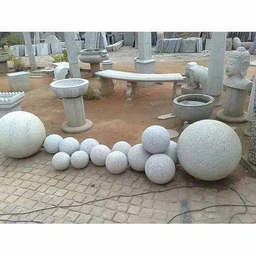 Stone furniture garden stone balls manufacturer from bengaluru garden stone balls workwithnaturefo
