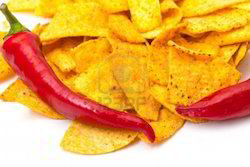 spicy chips