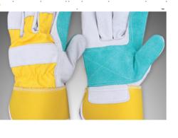 full split canadian gloves